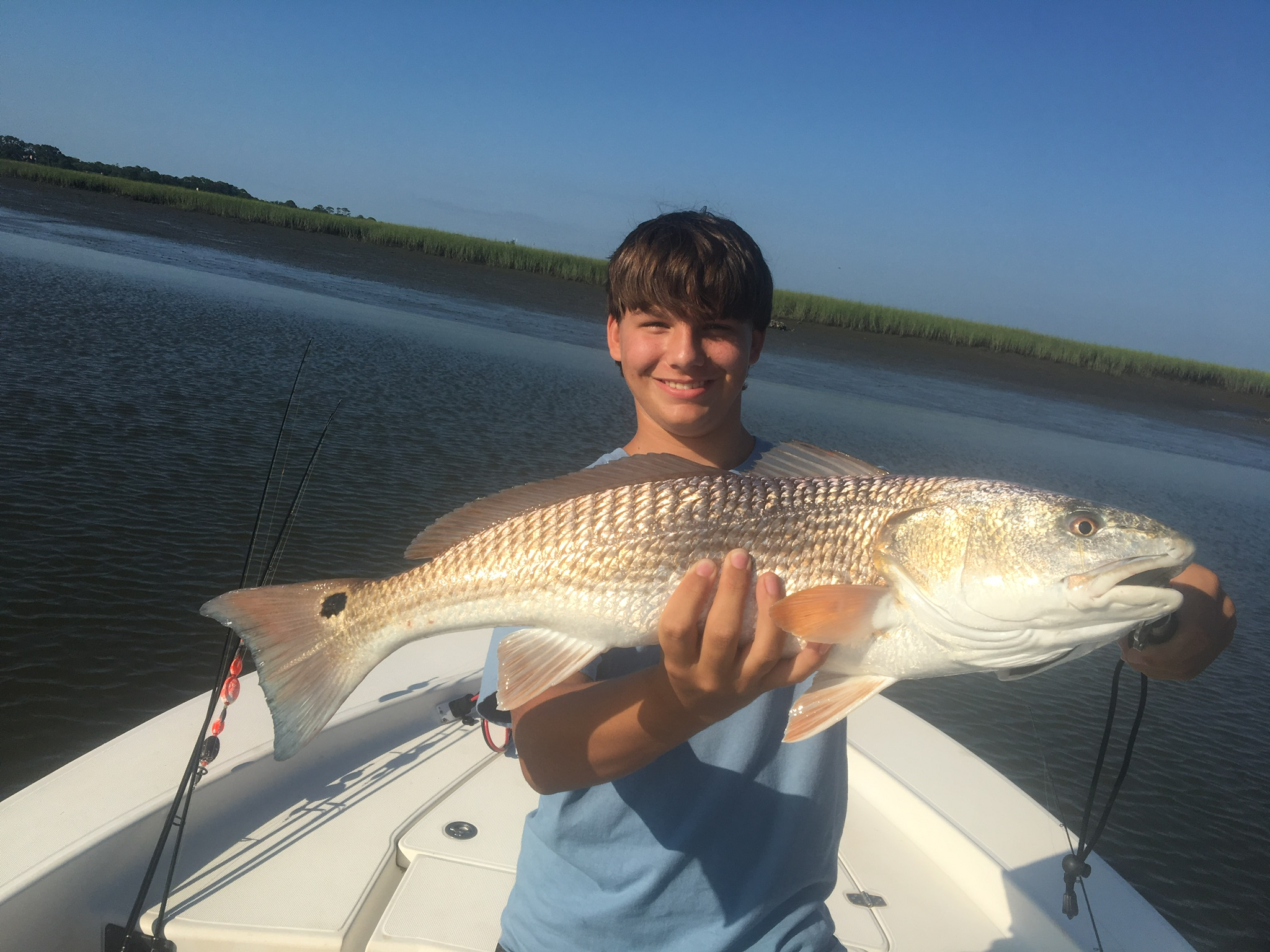 St Simons Island Fishing Report June 15, 2018