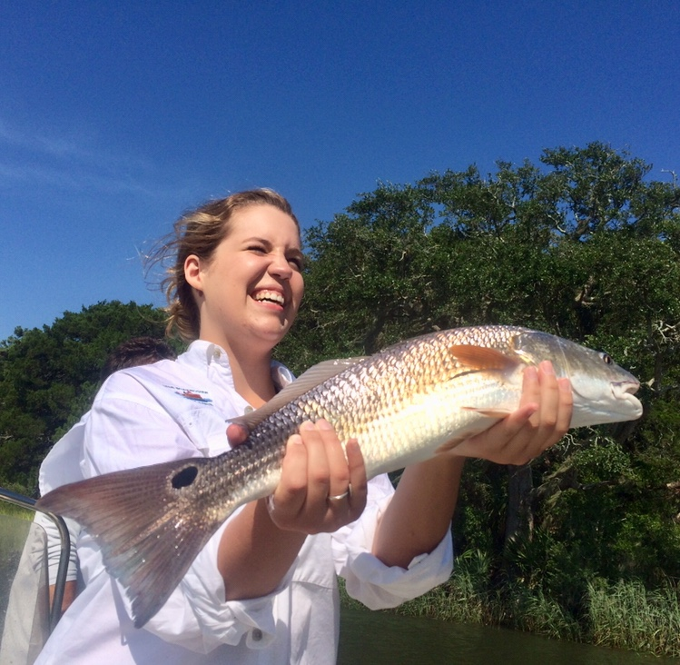 Redfish Caught