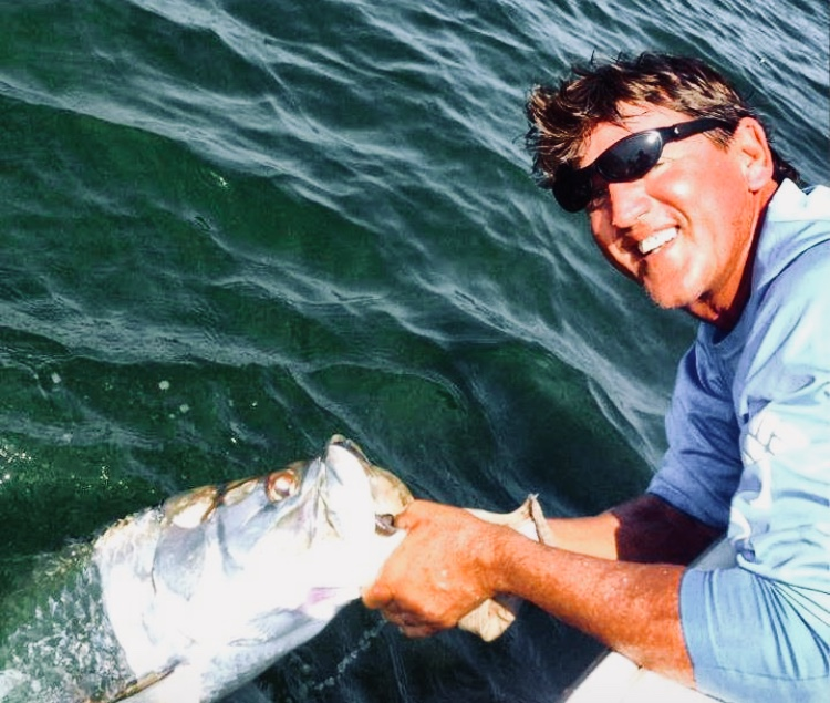 Tarpon Caught