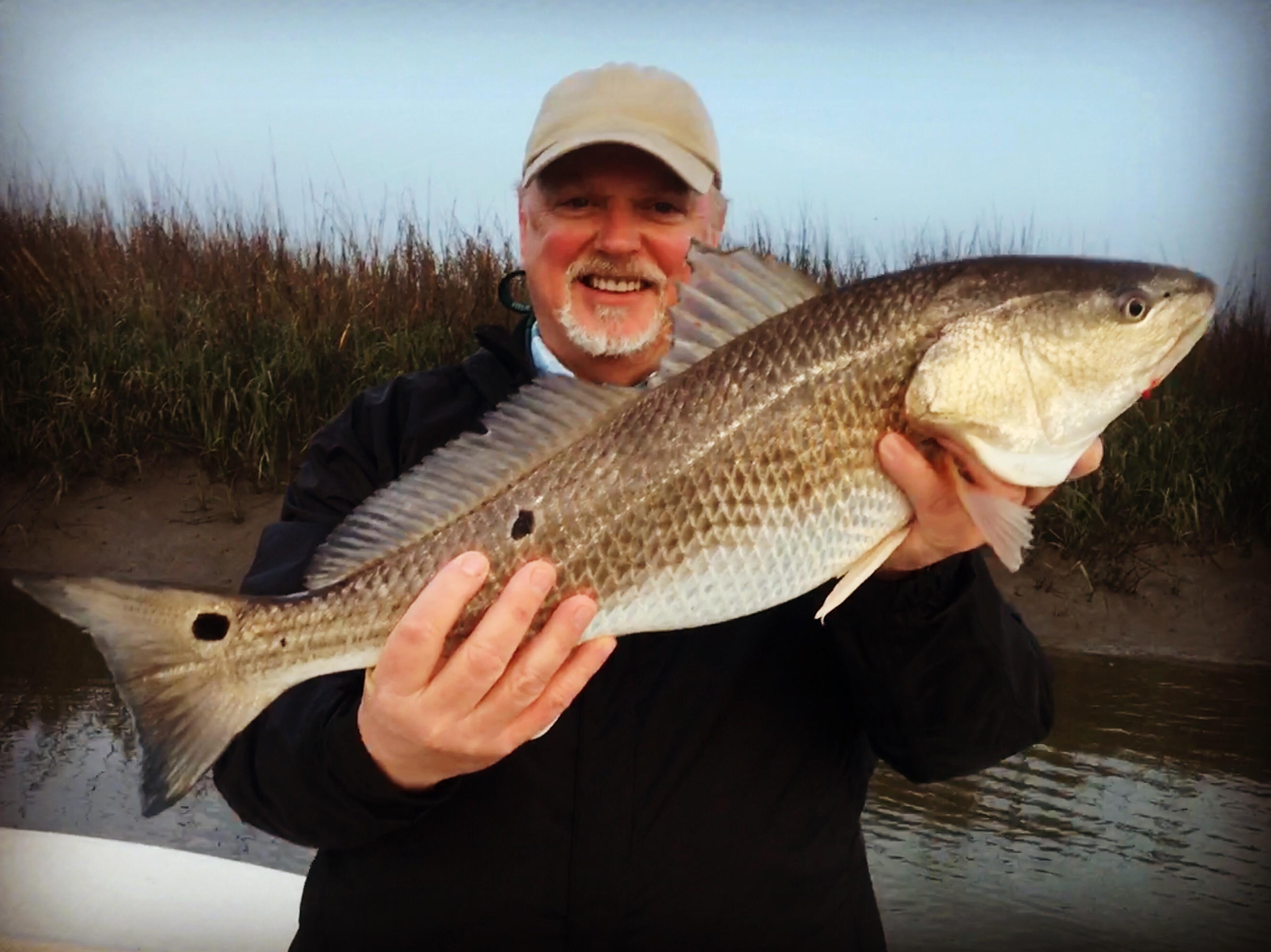 St Simons Island Fishing Report 2/15/2019